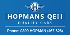 Hopmans QEII Cars & Finance