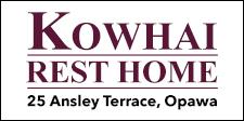 Kowhai Rest Home